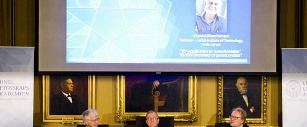 Nobel kimya ödülü İsrail'e gitti