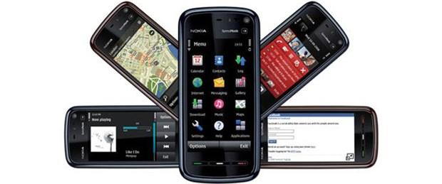 Nokia 5800 çok yakında piyasada