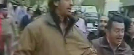 NTV kameramanı kulağından yaralandı