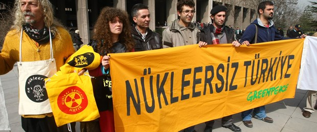 Nükleer eylemcileri