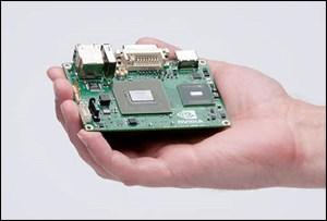 NVIDIA Ion platformu avuca sığabiliyor