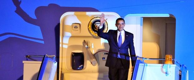 Obama Ankara'da