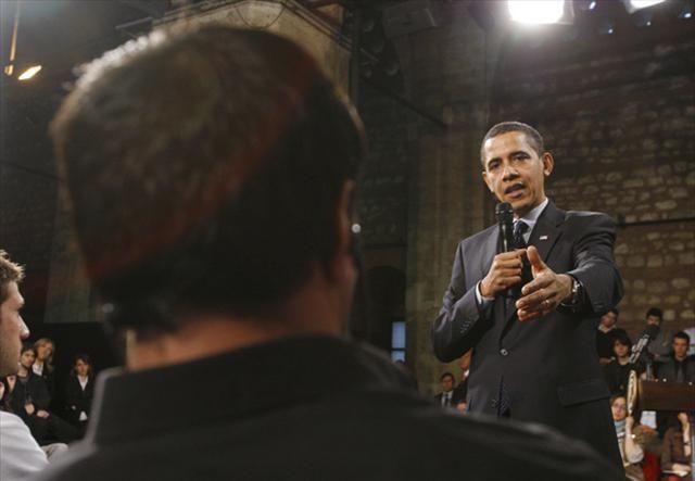 Obama gençlere seslendi