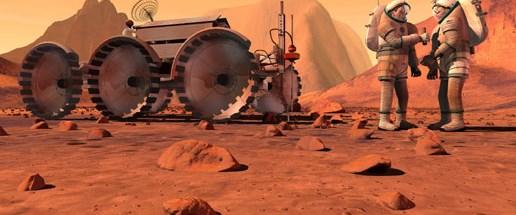 Obama Mars'ı hedef gösterdi