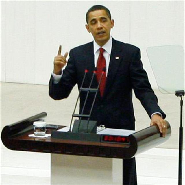 Obama Meclis'e seslendi