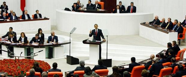 Obama Meclis'e seslenen 29'uncu lider