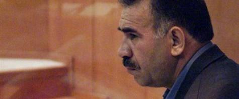 Öcalan, Barzani'den destek istedi