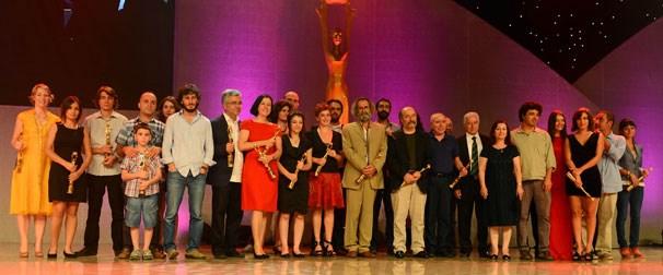 Ödüle değer görülmeyen müzisyenlerden tepki