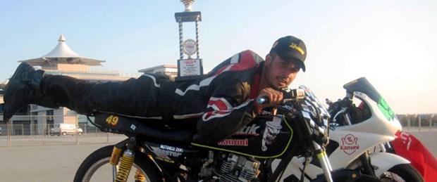 Ödüllü motosikletçi kaza kurbanı