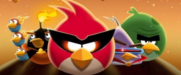 Öfkeli Kuşlar 100 milyona ulaştı!