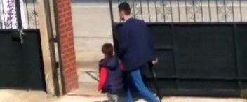 oğlunu almak için silahlı baskın yaptı.jpg
