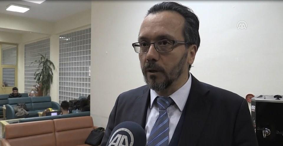 ADÜ Rektörü Prof. Dr. Cavit Bircan
