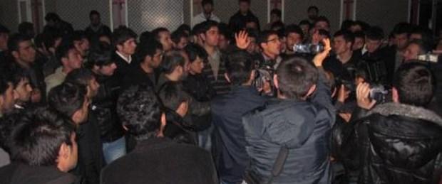 Öğrenciye saldırı Sivas'ı ayağa kaldırdı