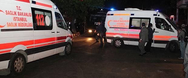 Okmeydanı'da gergin gece: 9 yaralı