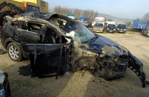 Kazadan fotoğraflar...