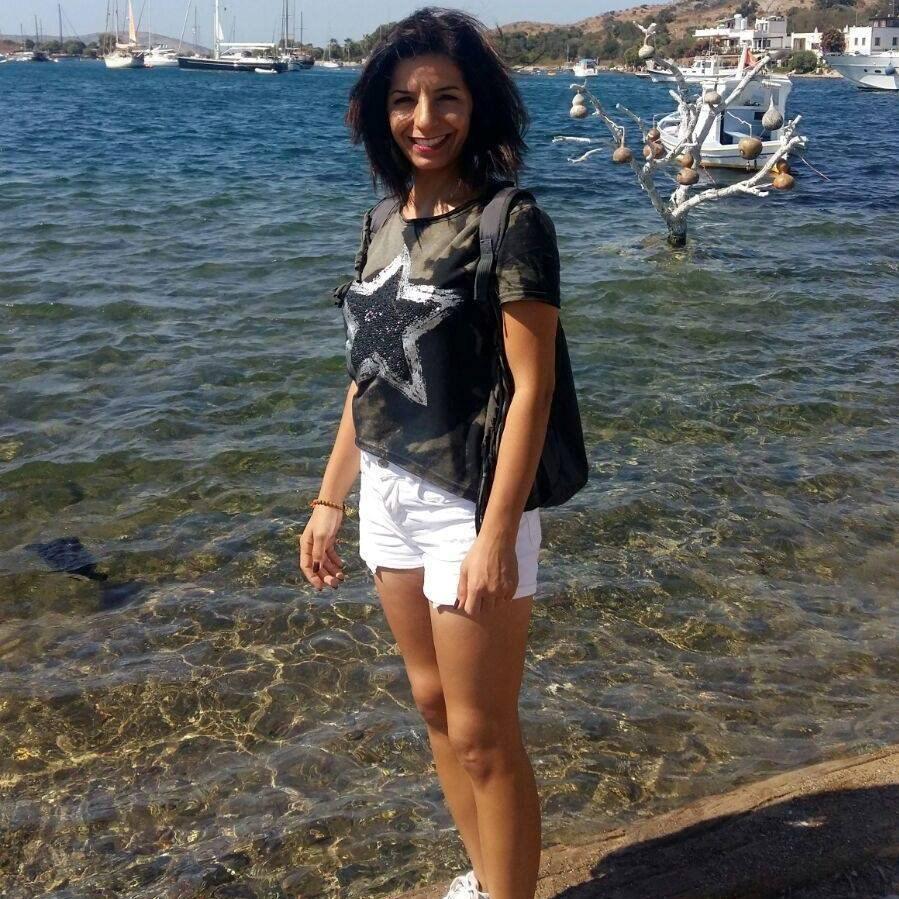Kazada hayatını kaybeden Fatma Durak.
