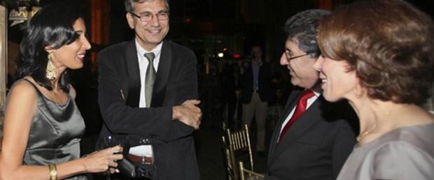 Orhan Pamuk Norman Mailer ödülünü aldı