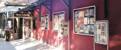 Ortaköy Feriye Sineması yeniden açılıyor