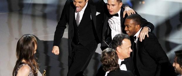 Oscar tarihinde bir ilk...