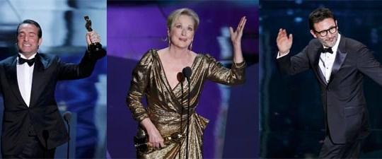Oscar'ın en iyisi The Artist
