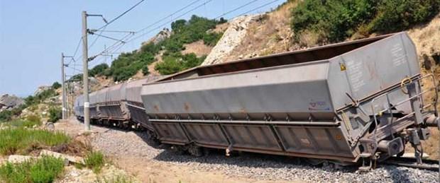 Osmaniye'de tren yolunda patlama