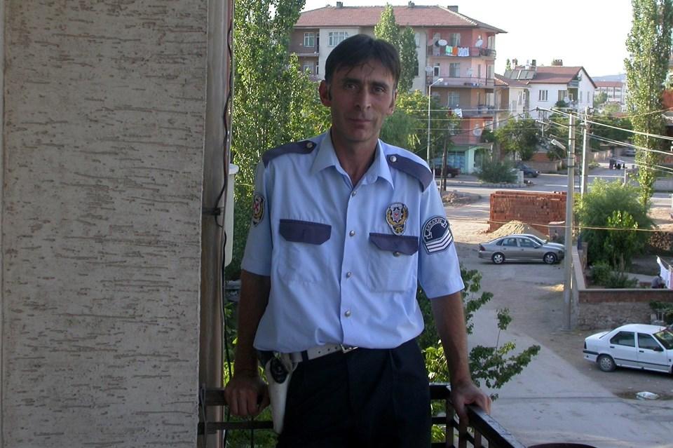 Şehit polis memuruOlgun Gülay.