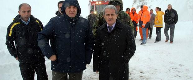 Ovit Dağı'nda mahsur kalan 16 kişiye ulaşıldı