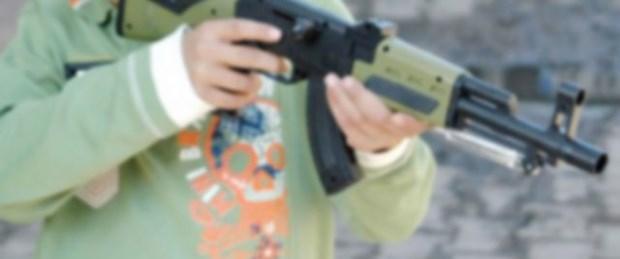 Oyuncak silahla gasp için 18 yıl istemi