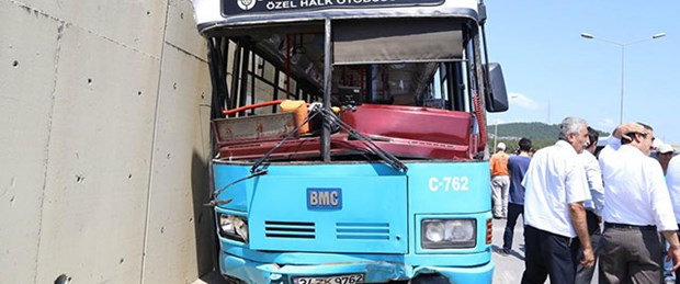 Özel halk otobüsleri için yeni önlemler