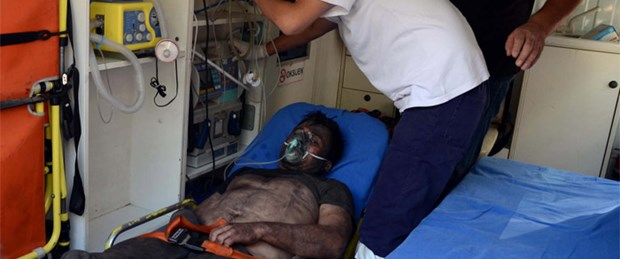 Özel kömür ocağında ölüm