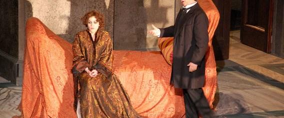 Özpetek'in 'La Traviata'sı izleyiciyle buluştu
