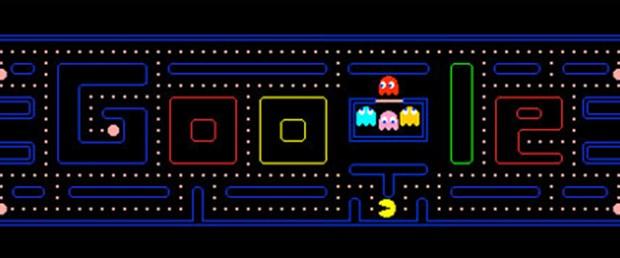 Pac-Man'le kısa günün zararı