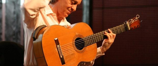 Paco Peña, Flamenco Vivo ile CRR'de