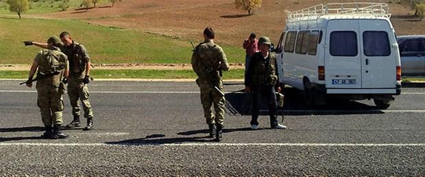 PKK asker kaçırdı