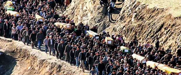 'PKK Uludere'den altı ceset kaçırdı' iddiası