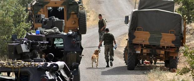 PKK'dan 100 kiloluk tuzak