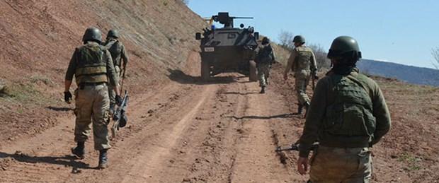 PKK'dan jandarmaya ateş