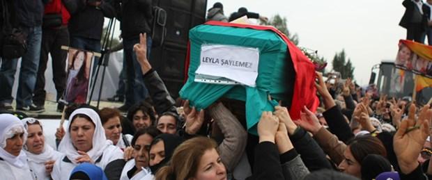 PKK'lı kadınlar toprağa verildi