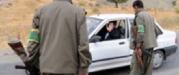 PKK'lılar AK Parti'li Başkanı kaçırdı