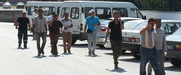 PKK'lılar maden ocağını bastı