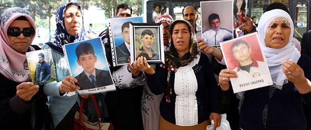 PKK'nın elindeki çocuklarla ilgili yeni gelişme