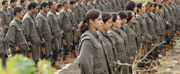 'PKK'ya katılan 7.2 yıl yaşıyor'