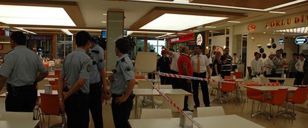 Polis esnafı vurdu