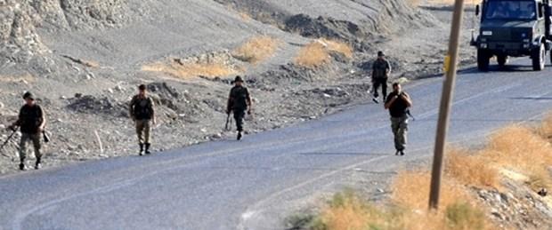 Polis memurunu şehit eden terörist öldürüldü