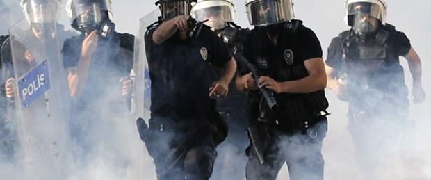 Polise 'Gezi' ödülü