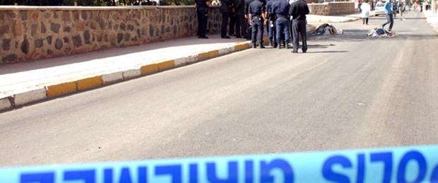 Polisin kıskançlık krizi kanlı bitti