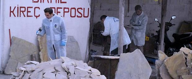 Poşetle gönderilen bomba patladı: 1 ölü