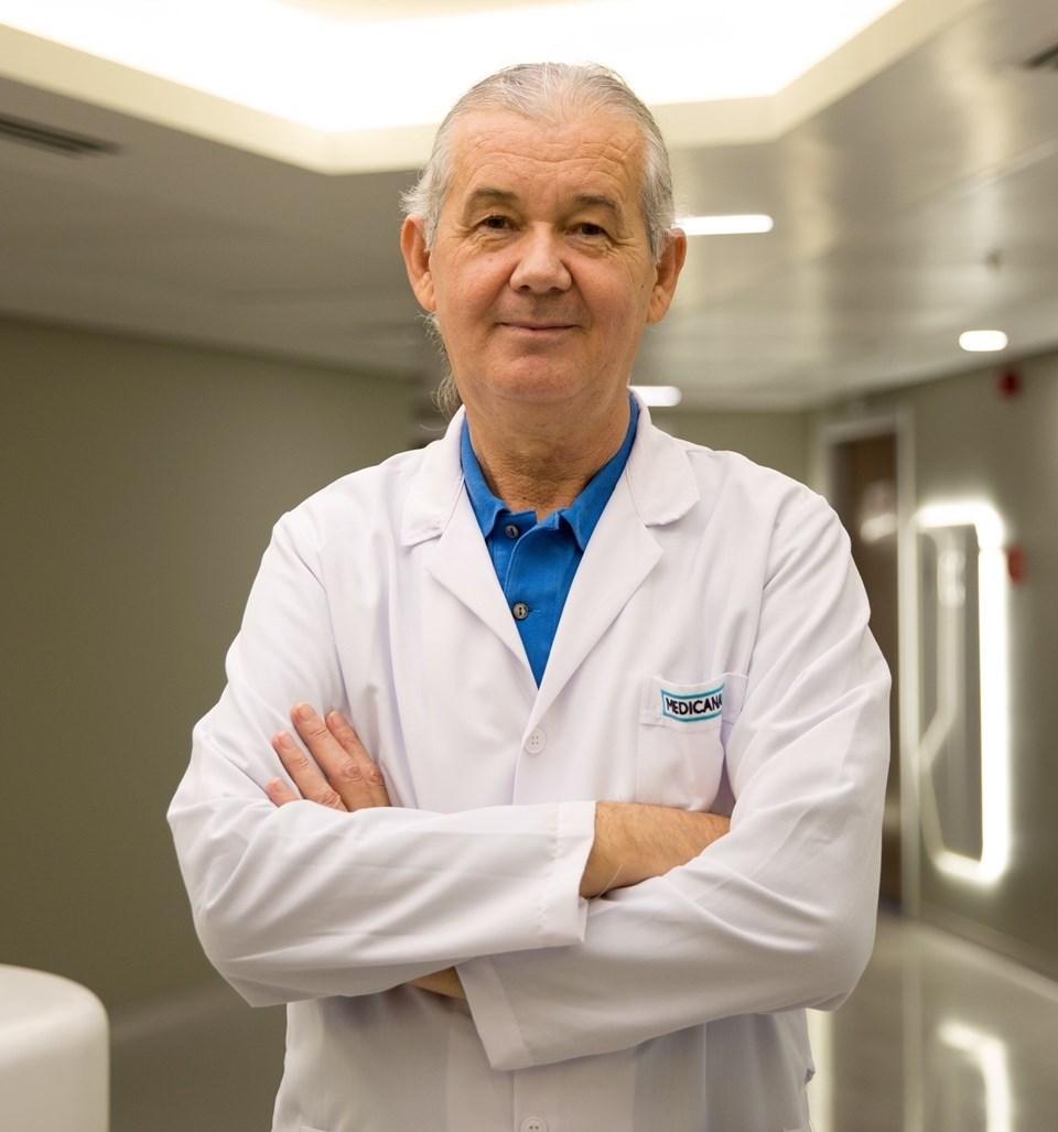 Uzm. Dr. Fikret Hacıosman
