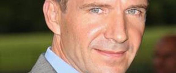 'Ralph Fiennes tatil için geldi'