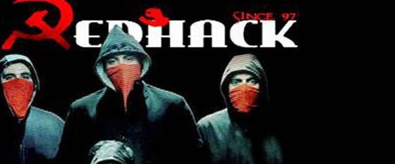 Redhack'ten yeni Twitter hesabı
